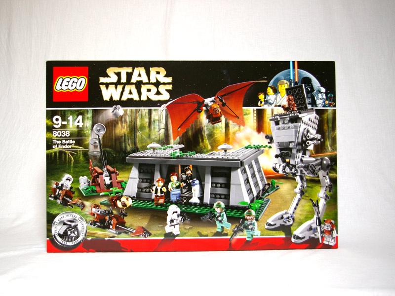 #8038 レゴ エンドアの戦い
