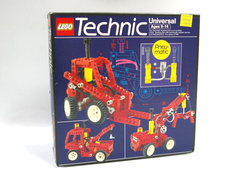 #8044 レゴ テクニック基本セット