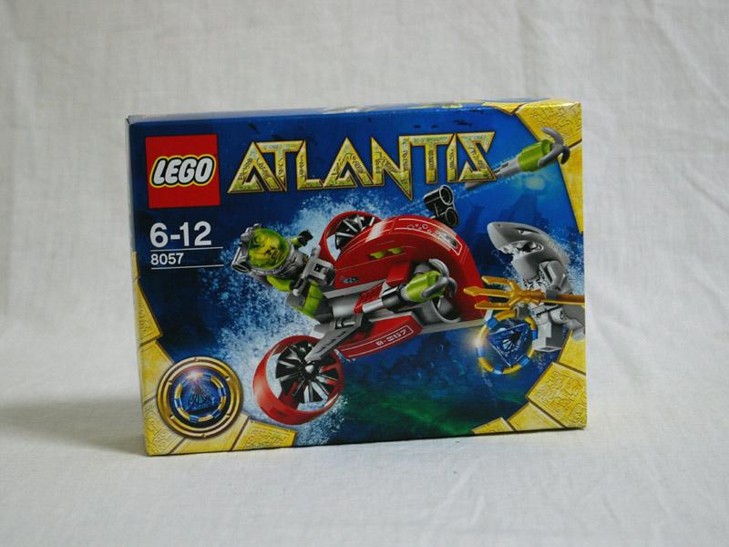 #8057 レゴ アトランティス レック・レイダー