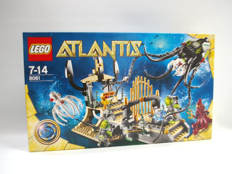 #8061 レゴ 巨大イカのゲート