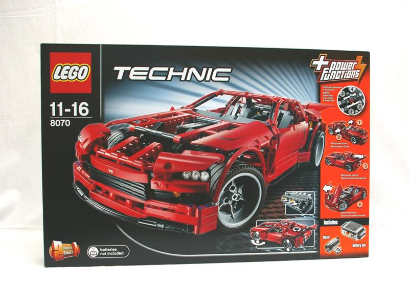 #8070 レゴ スーパーカー