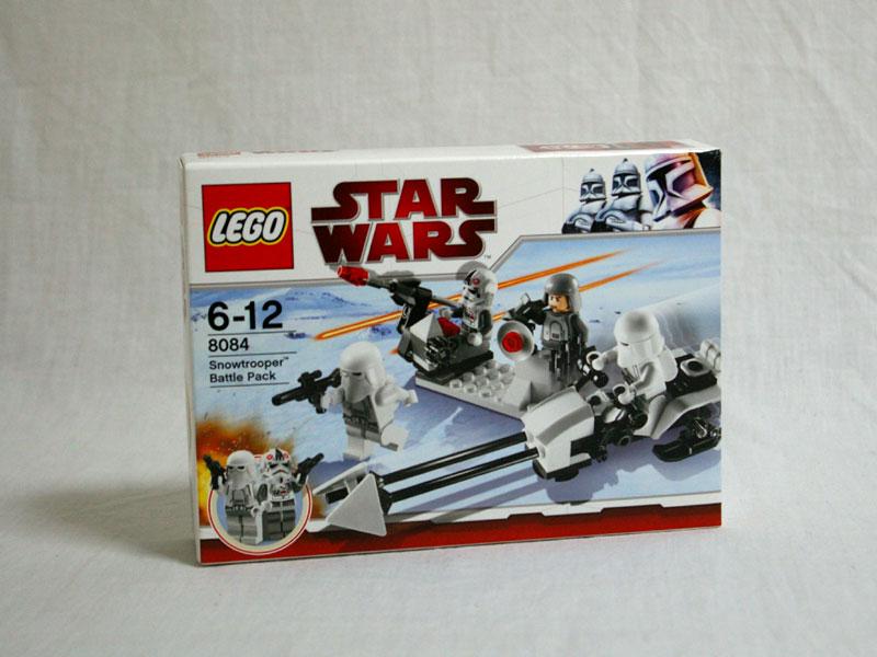 #8084 レゴ スノートルーパー バトル・パック