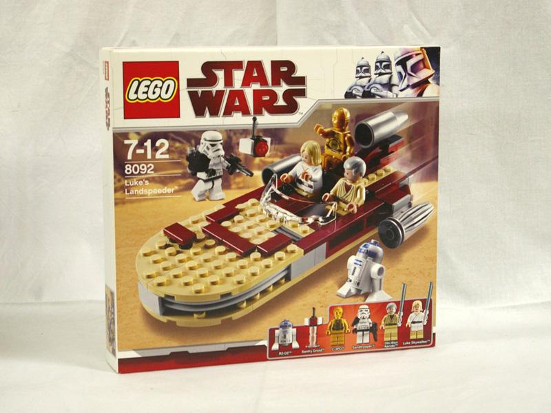 #8092 レゴ ルークのランドスピーダー
