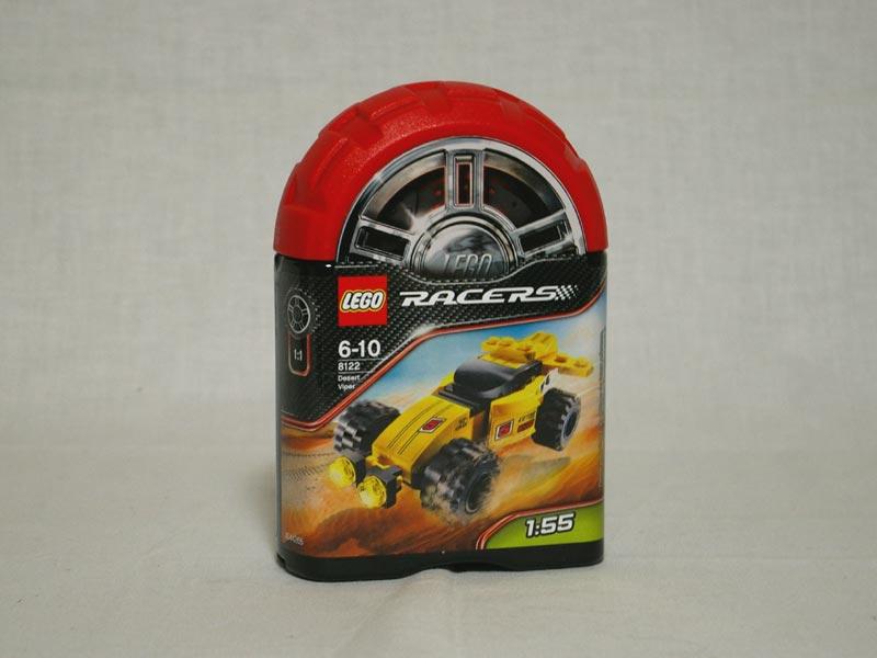 #8122 レゴ デザート・バイパー