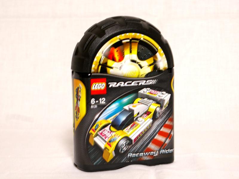 #8131 レゴ レースウェイ・ダイバー