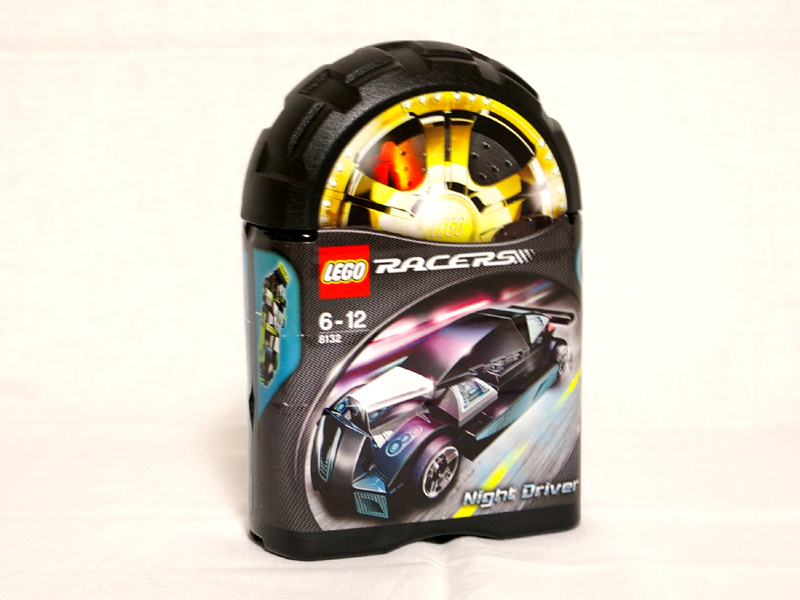 #8132 レゴ ナイト・ドライバー