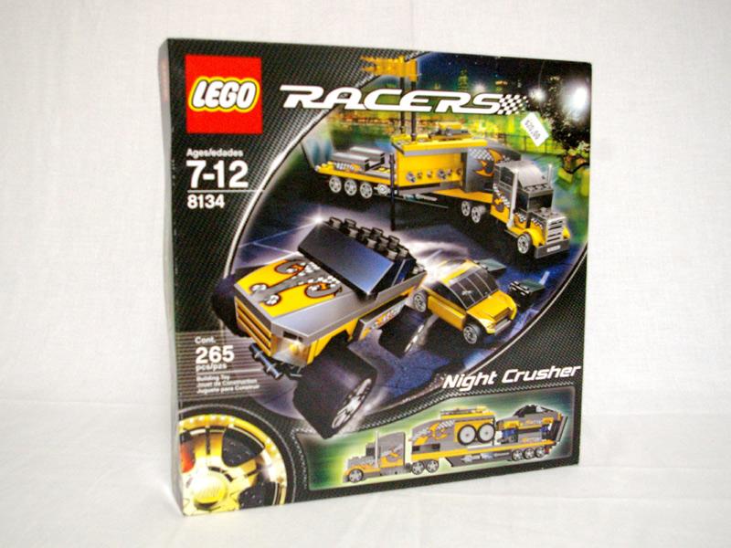 #8134 レゴ ナイトクルーザー