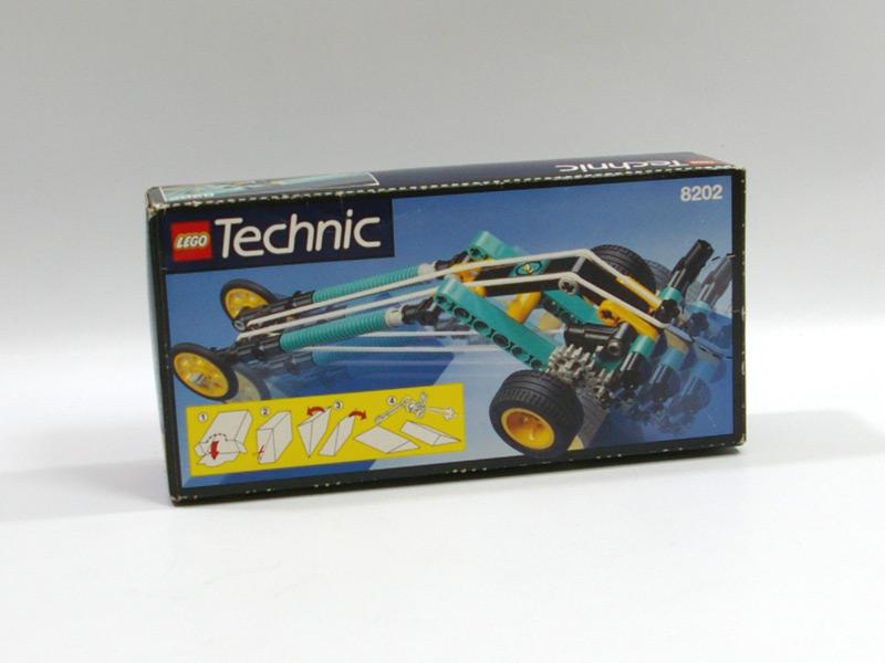 #8202 レゴ 三輪バギー(ゴム動力付き)
