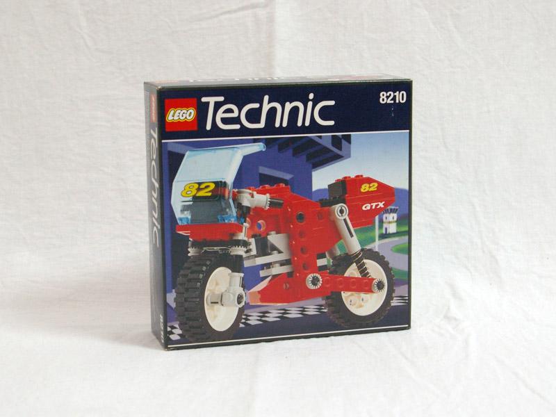#8210 レゴ レースバイクGTX