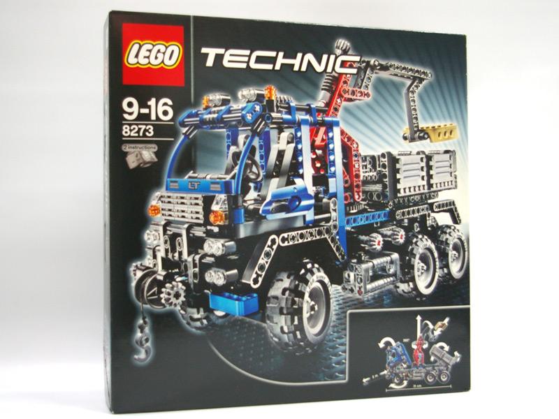 #8273 レゴ オフロードトラック