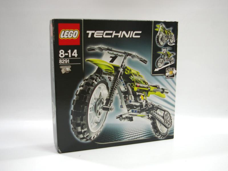 #8291 レゴ ダートバイク