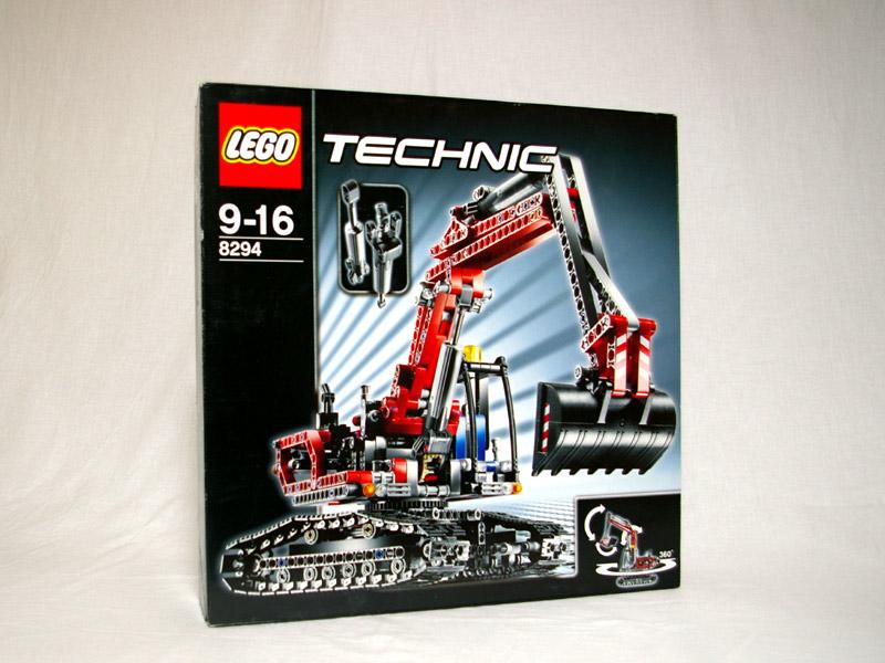 #8294 レゴ パワーショベル