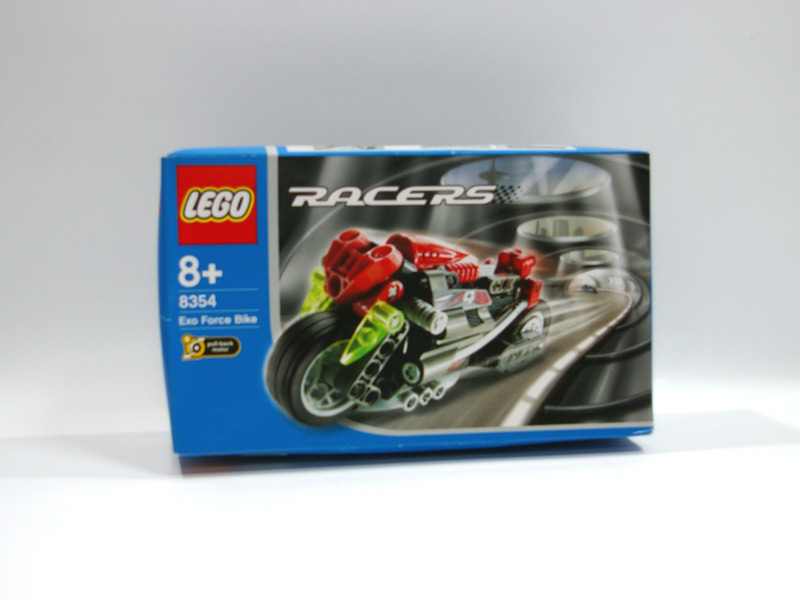 #8354 レゴ スーパーフォースバイク