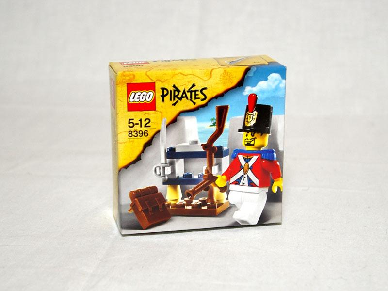 #8396 レゴ 海兵隊の武器庫