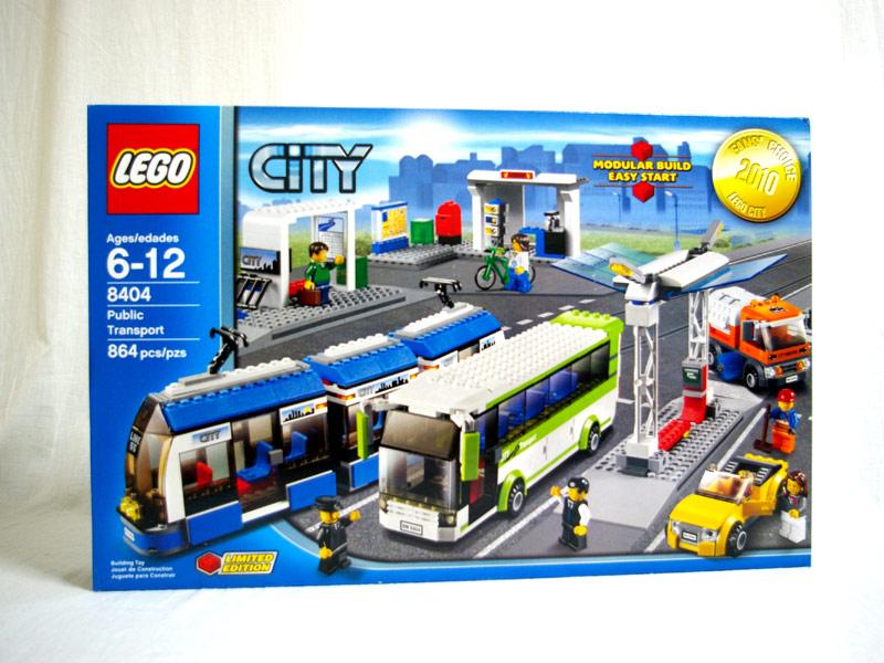 #8404 レゴ 輸送ステーション