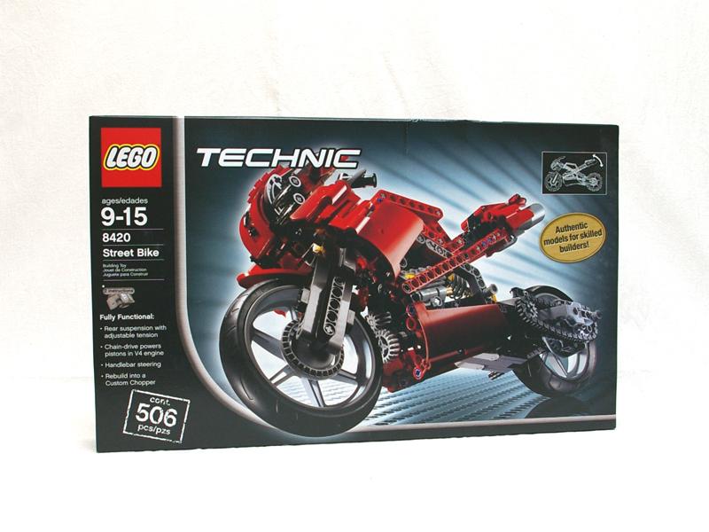 #8420 レゴ ストリートバイク