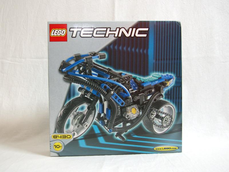 #8430 レゴ モーターバイク