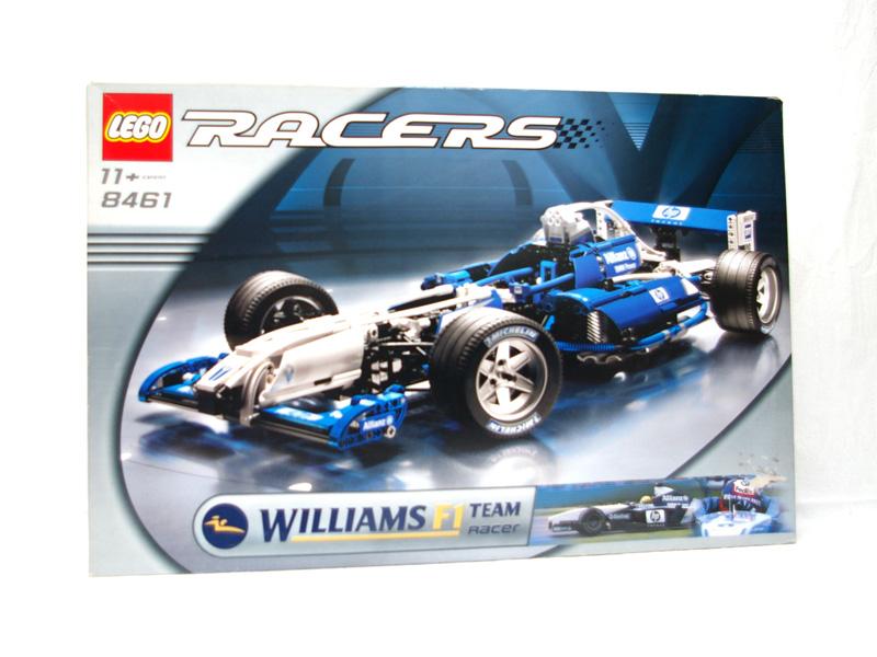 #8461 レゴ ウィリアムスF1チームレーサー