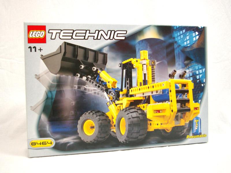 #8464 レゴ フロントエンドローダー