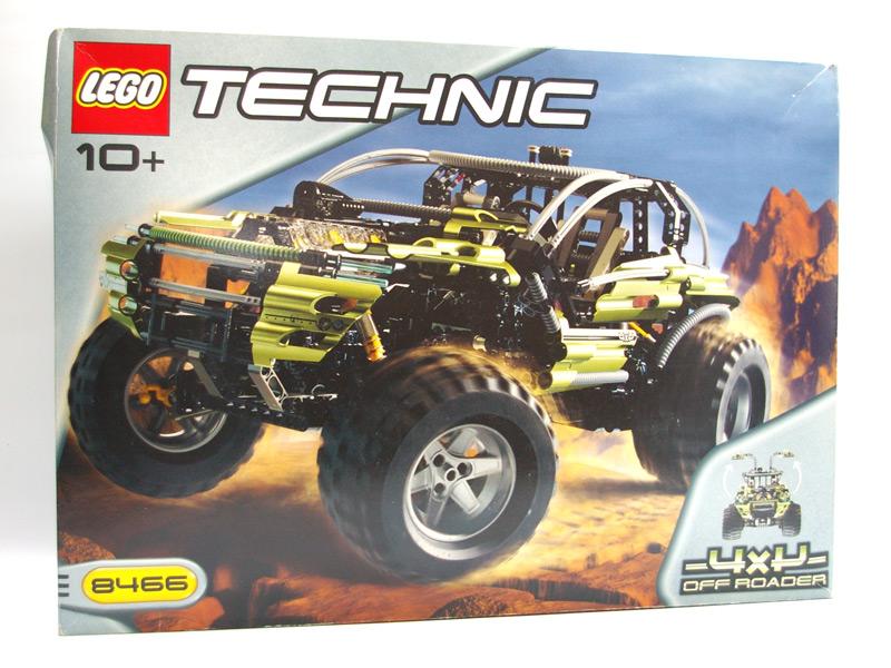 #8466 レゴ 4WDオフローダー