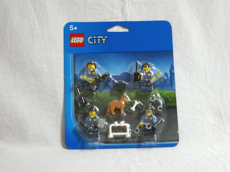 #850617 レゴ ポリス・アクセサリーセット
