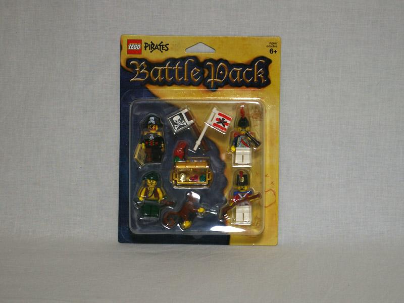 #852747 レゴ 海賊バトルパック