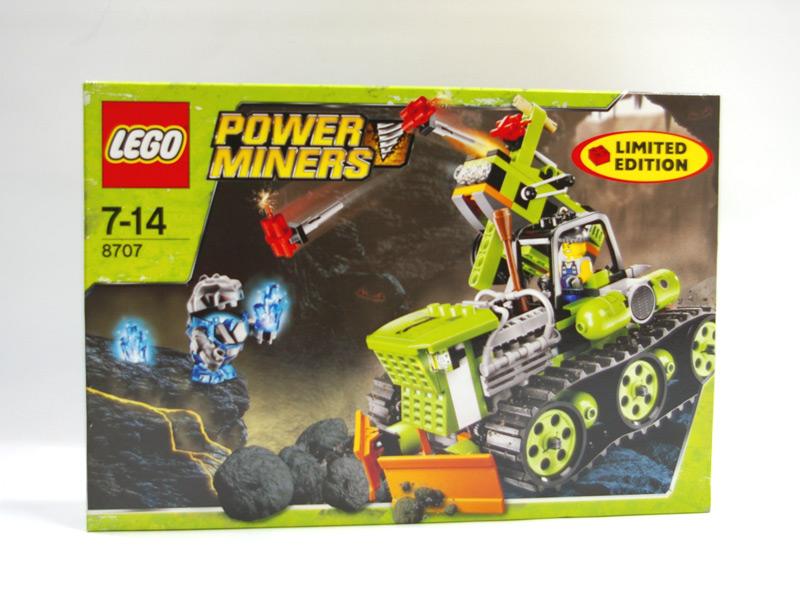 #8707 レゴ ボスダー・ブラスター