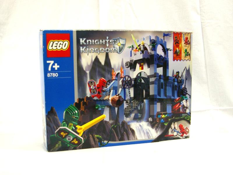 #8780 レゴ オルランの砦