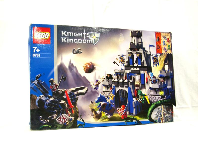 #8781 レゴ モルシアの城