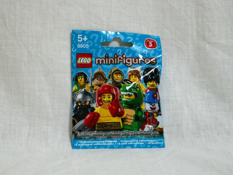 #8805 レゴ ミニフィギュアシリーズ Vol.5