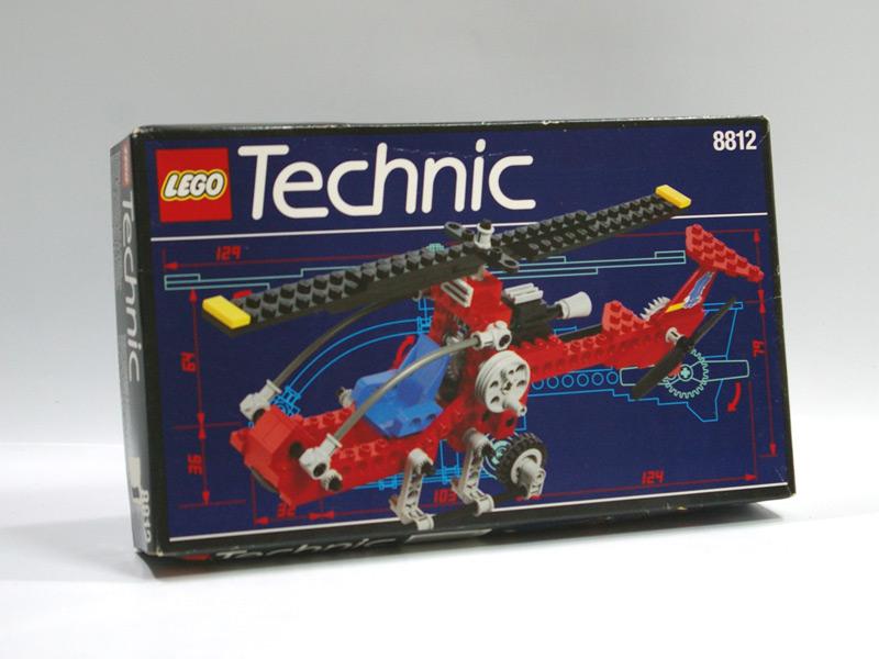 #8812 レゴ エアロ・ホークII