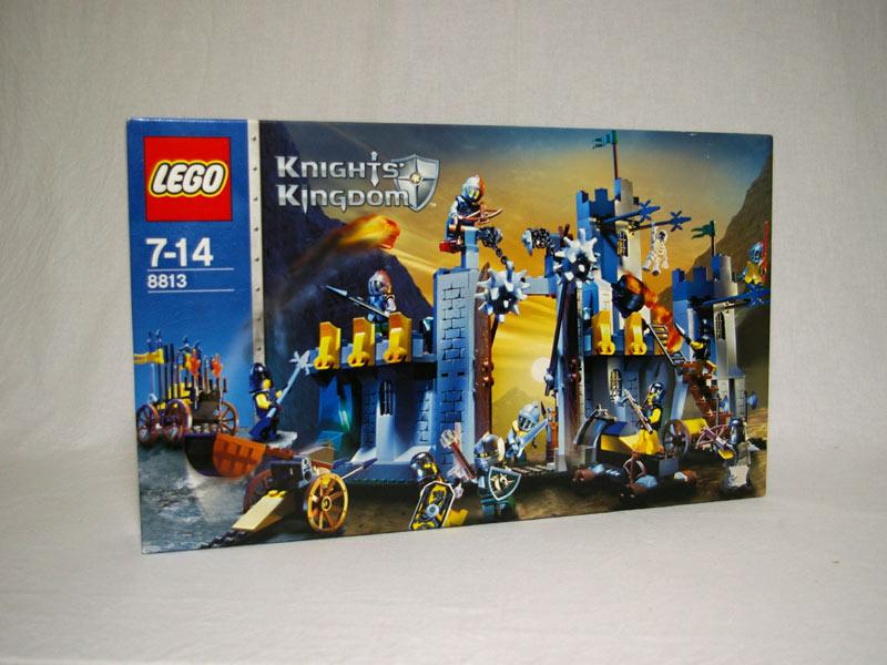 #8813 レゴ 国境の戦い