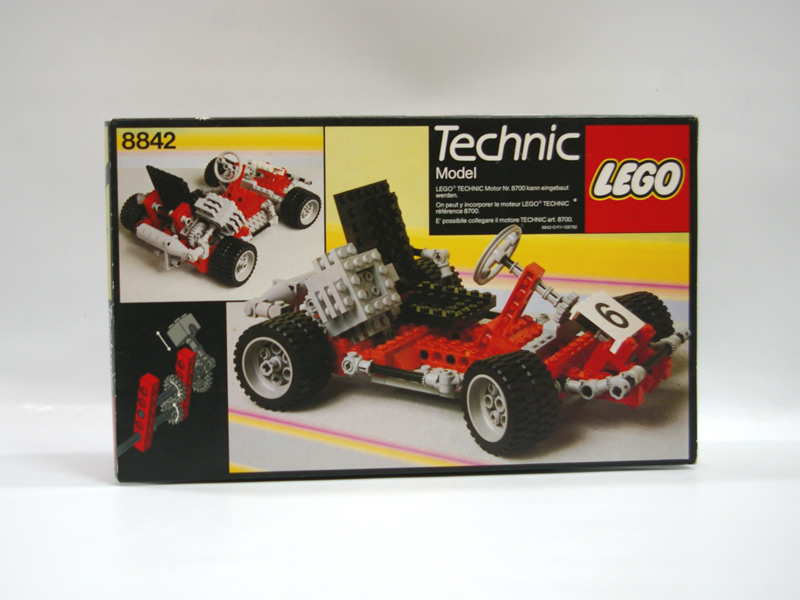#8842 レゴ ゴーカート