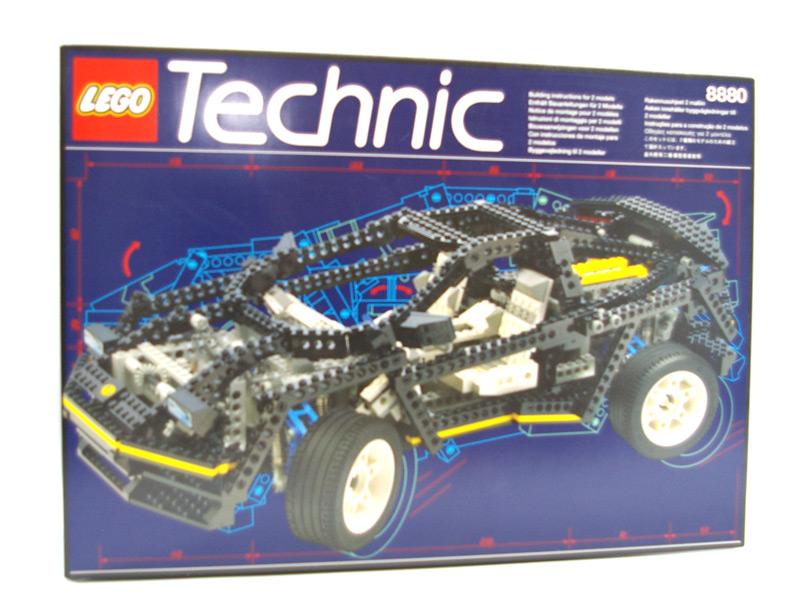 #8880 レゴ テストカー21