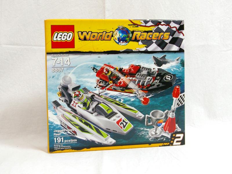 #8897 レゴ 海上レース