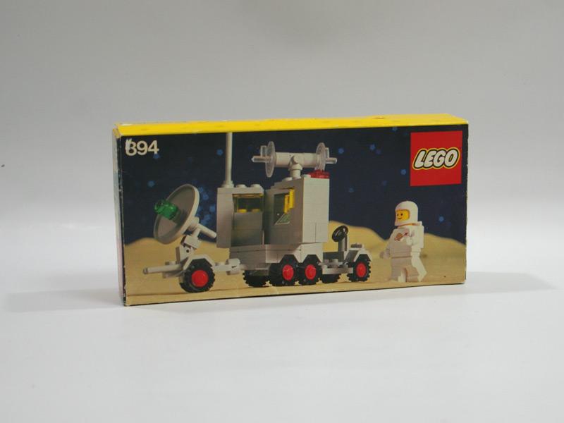 #894 レゴ 移動司令センター