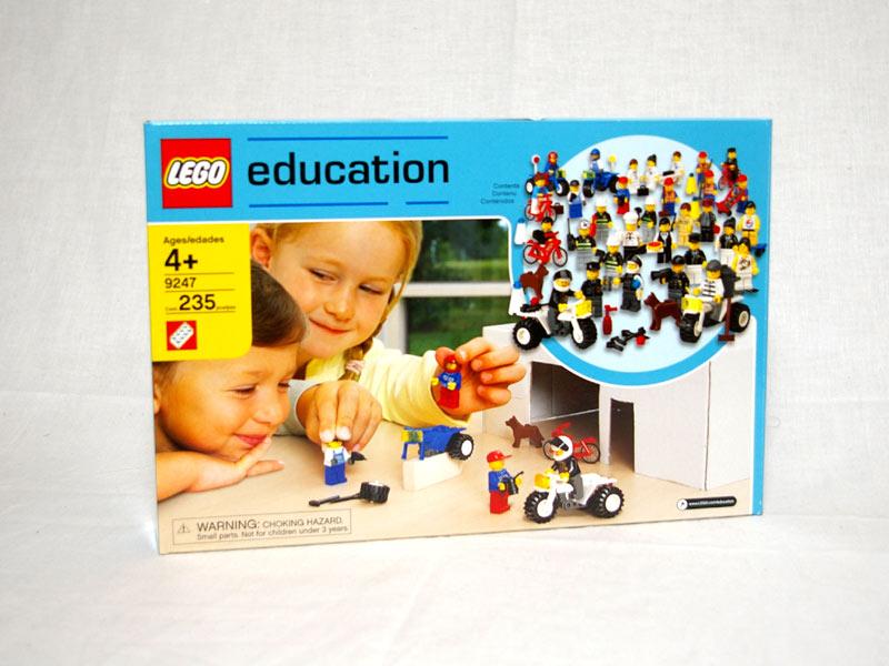 #9247 レゴ 働く人々