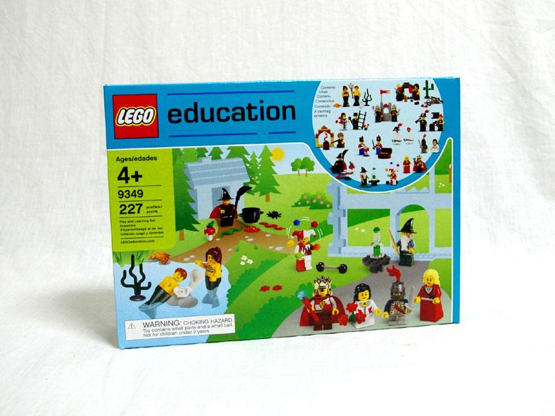 #9349 レゴ おとぎ話のミニフィグ