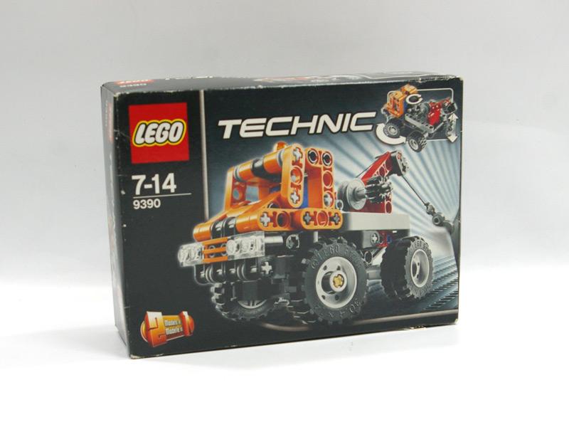 #9390 レゴ  ミニレッカー車