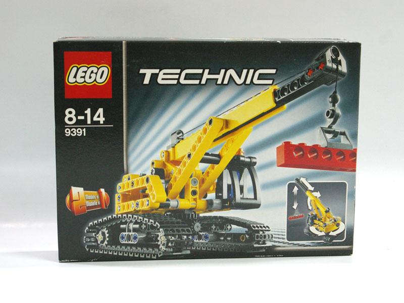 #9391 レゴ クローラー・クレーン