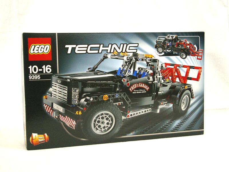 #9395 レゴ ピックアップ・トラック