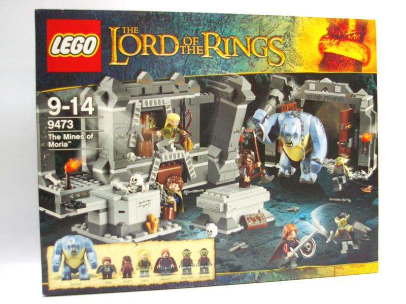 #9473 レゴ モリア鉱山