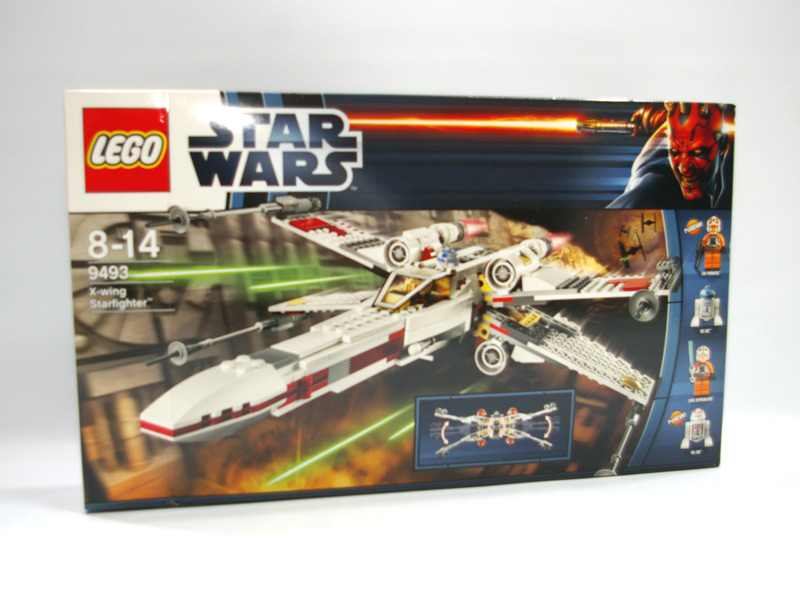 #9493 レゴ X-ウイング・ファイター レッド中隊機