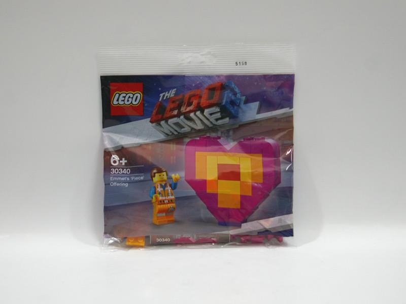 #30340 レゴ ハートの贈り物