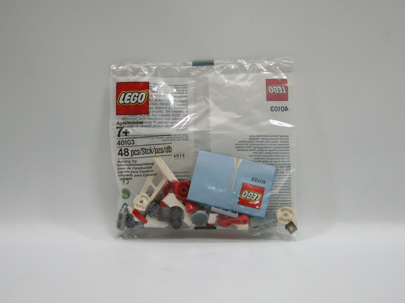 #40103 レゴ ロケット