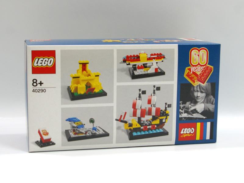 #40290 レゴ 60周年記念セット