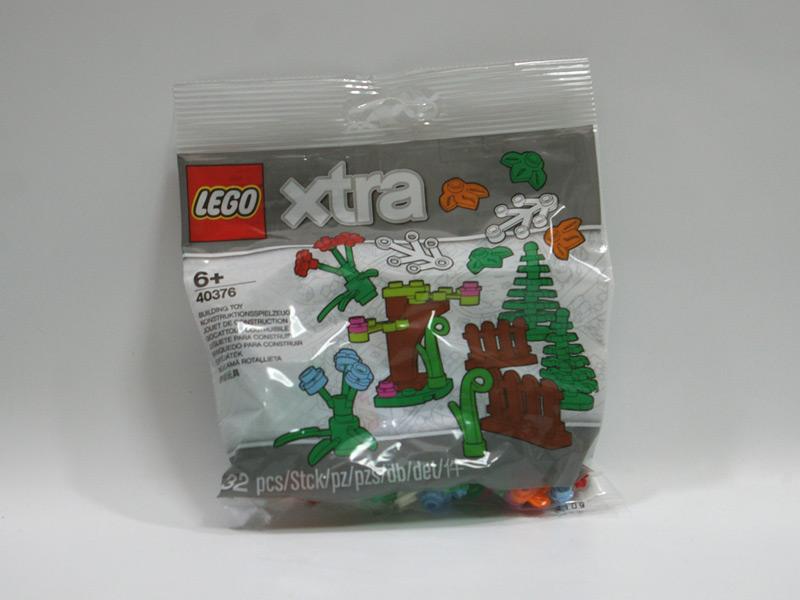 #40376 レゴ 植物アクセサリーセット