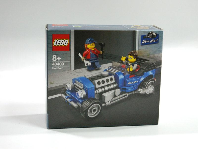 #40409 レゴ ホットロッド