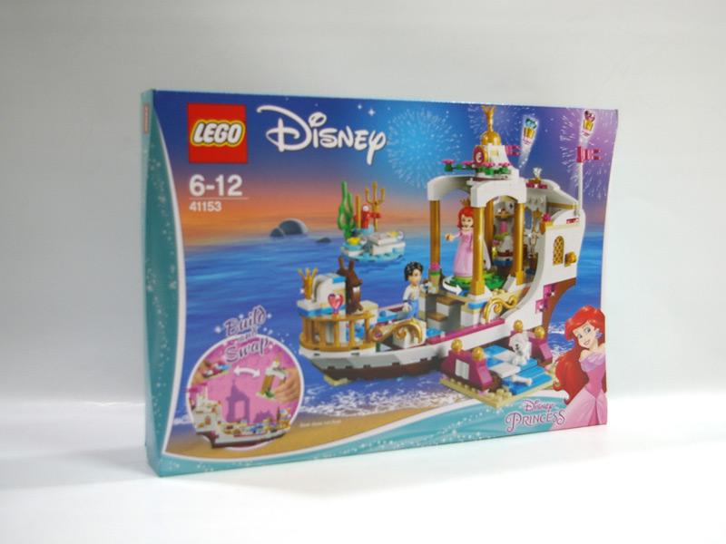 #41153 レゴ アリエル 海の上のパーティ