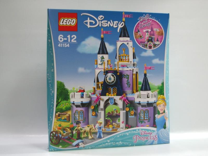#41154 レゴ シンデレラのお城